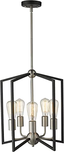 Zeyu 5-Light Foyer Chandelier