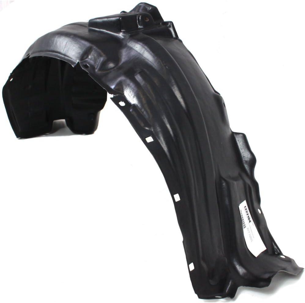 Splash Shield Front Left Side Fender Liner Plastic Sedan for IS300 01-01