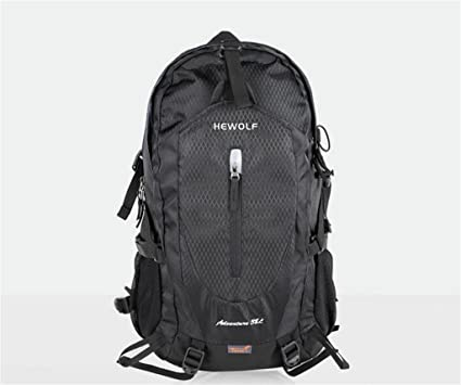 3cc5ae0610f0 Amazon.com: hiking bag The new outdoor sports men and women casual ...
