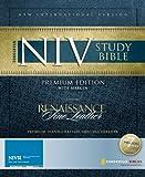 Zondervan NIV Study Bible, Premium Edition