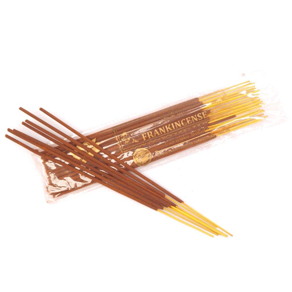 Frankincense Incense Sticks 50 Ikshvaku Solutions