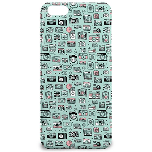 Phone Case For Apple iPhone 5C - Camera Obsession Glossy Cover