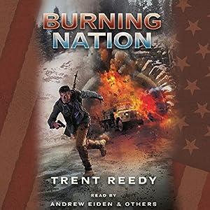 Burning Nation Audiobook