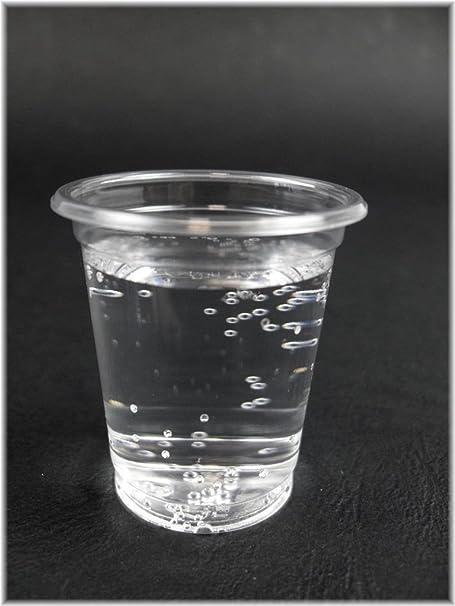 4cl 1000 Schnapsbecher Schnapsglas Plastikbecher Medizinbech Einweg 2cl