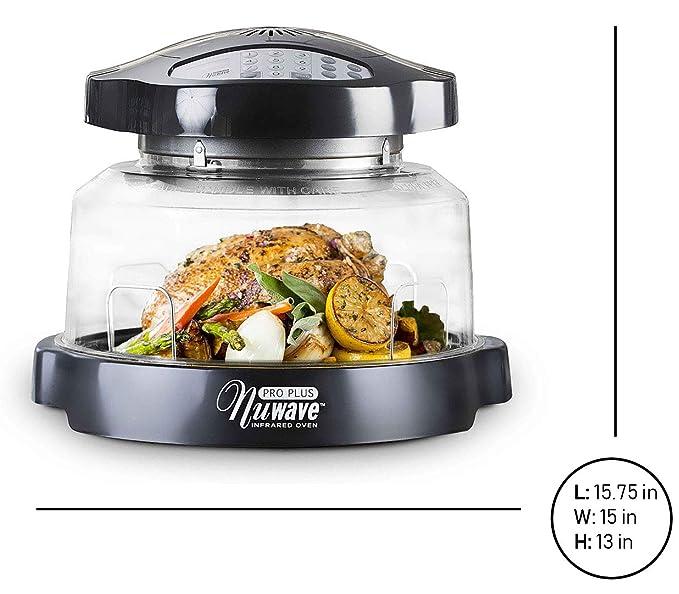 Amazon.com: Horno 20631 Pro Plus infrarrojo, de la marca ...