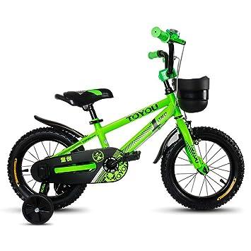 e092564e423 Guo shop- Bicicleta del doblez del niño 3-6-8 años Cochecito de bebé ...