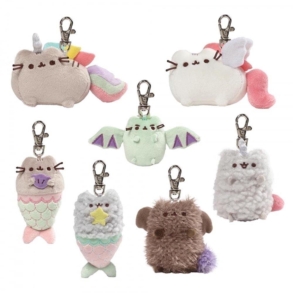 Gund Pusheen Surprise Plush Mystery Box Series 6: Magical Kitties - 4060980eu - 1 Random Box sent Enesco