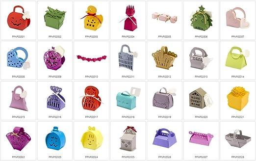 Brother Pig Pong Box Colección de Cajas para ScaNnCut: Amazon.es: Hogar