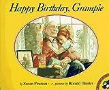 Happy Birthday, Grampie, Susan Pearson, 0140546375