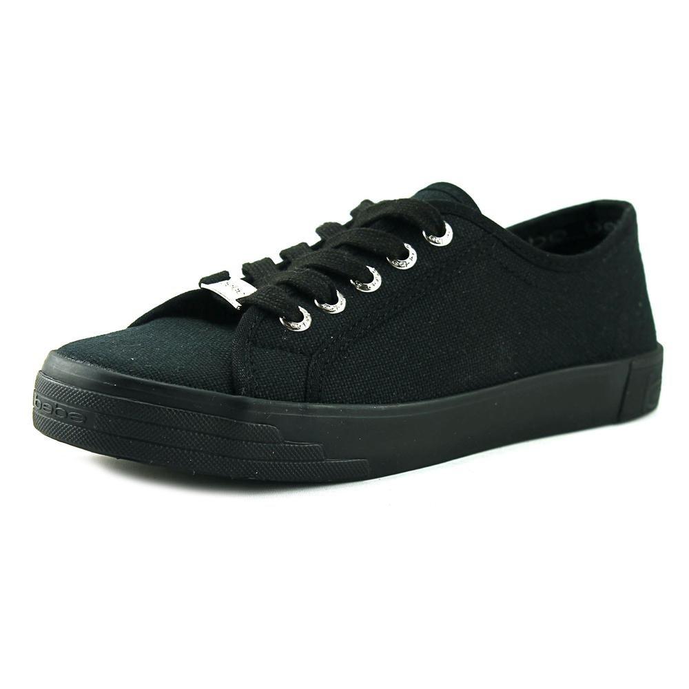 bebe Women's Dane-l Fashion Sneaker B079CDJZNP 8.5 B(M) US|Black
