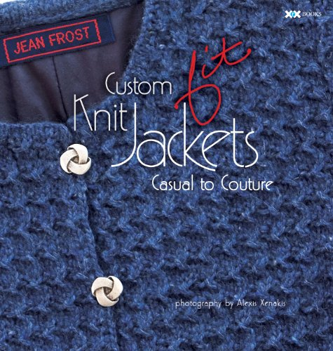 (Custom Knit Jackets: Casual to Couture)