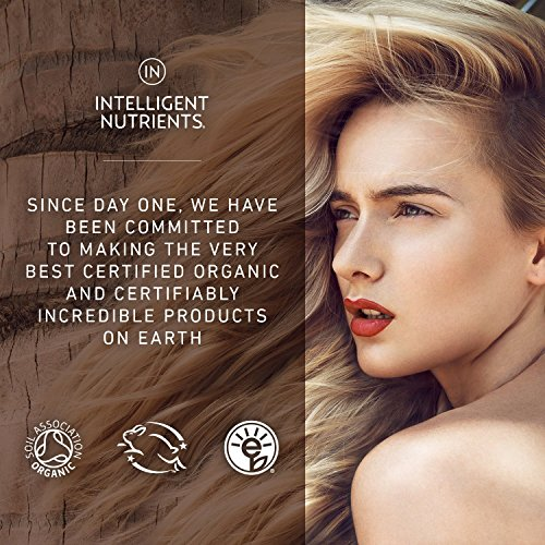 Intelligent Nutrients Refining Micro Polish - Exfoliating Facial Polish with Jojoba Beads and Plant Stem Cells for All Skin Types, Face Scrub (3.4 oz) by Intelligent Nutrients (Image #3)