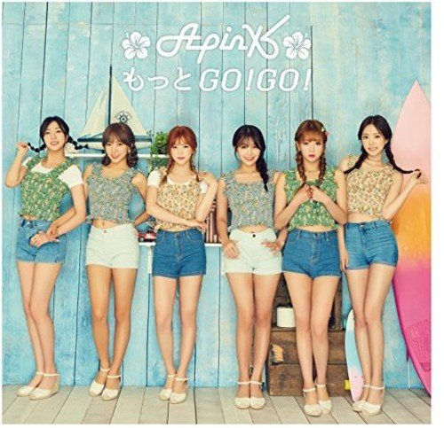 CD : Apink - Motto Go! Go! (Japan - Import)