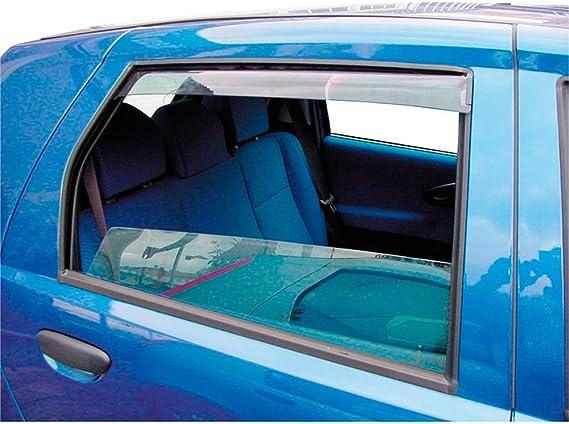 Climair Cli0042669 Windabweiser Master Hinten Passend Für Seat Leon 1m 1999 2005 Toledo Limousine 1999 2003 Auto