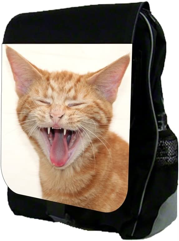 Laughing Kitty Rosie Parker Inc TM School Backpack and Pencil Case Set