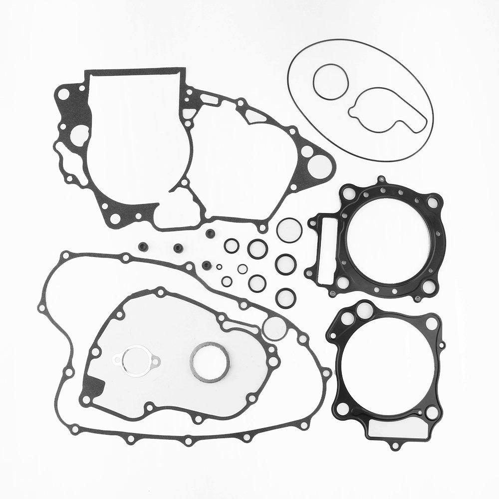 Honda Complete Gasket Kit Top & Bottom End Engine Set For Honda CRF450R 2002-2008 By Mopasen