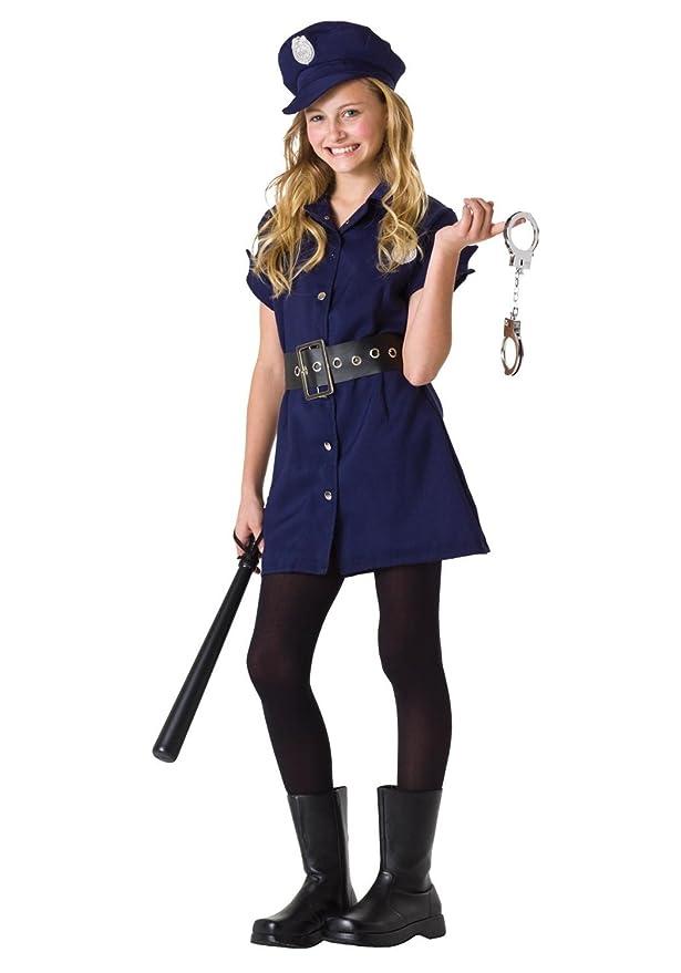 sc 1 st  Amazon.com & Amazon.com: In The Line Of Duty Child Costume: Toys u0026 Games
