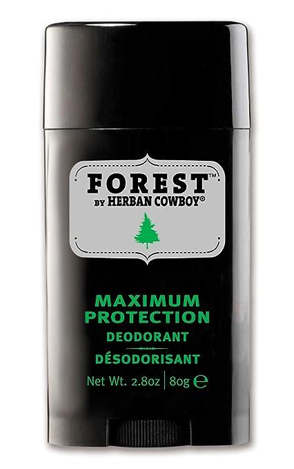 Herban Cowboy Forest Deodorant Maximum Protection