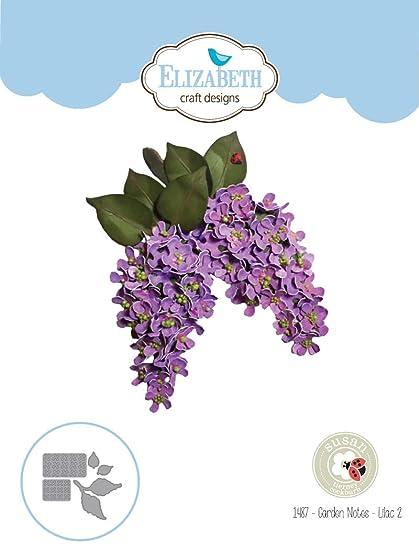 Elizabeth Craft Designs Dies Grey Medium Amazon Co Uk Kitchen Home
