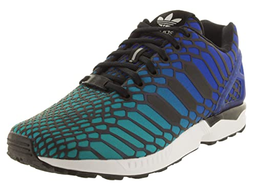 timeless design d3d07 93467 Amazon.com  adidas Mens ZX Flux Running Shoe  Road Running