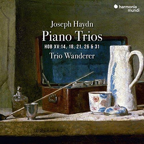 Haydn: Piano Trios XV:14, 18, 21, 26 & 31