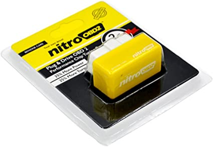 nitroOBD2 - Chip tuning para los vehículos de gasolina. 35% más de ...