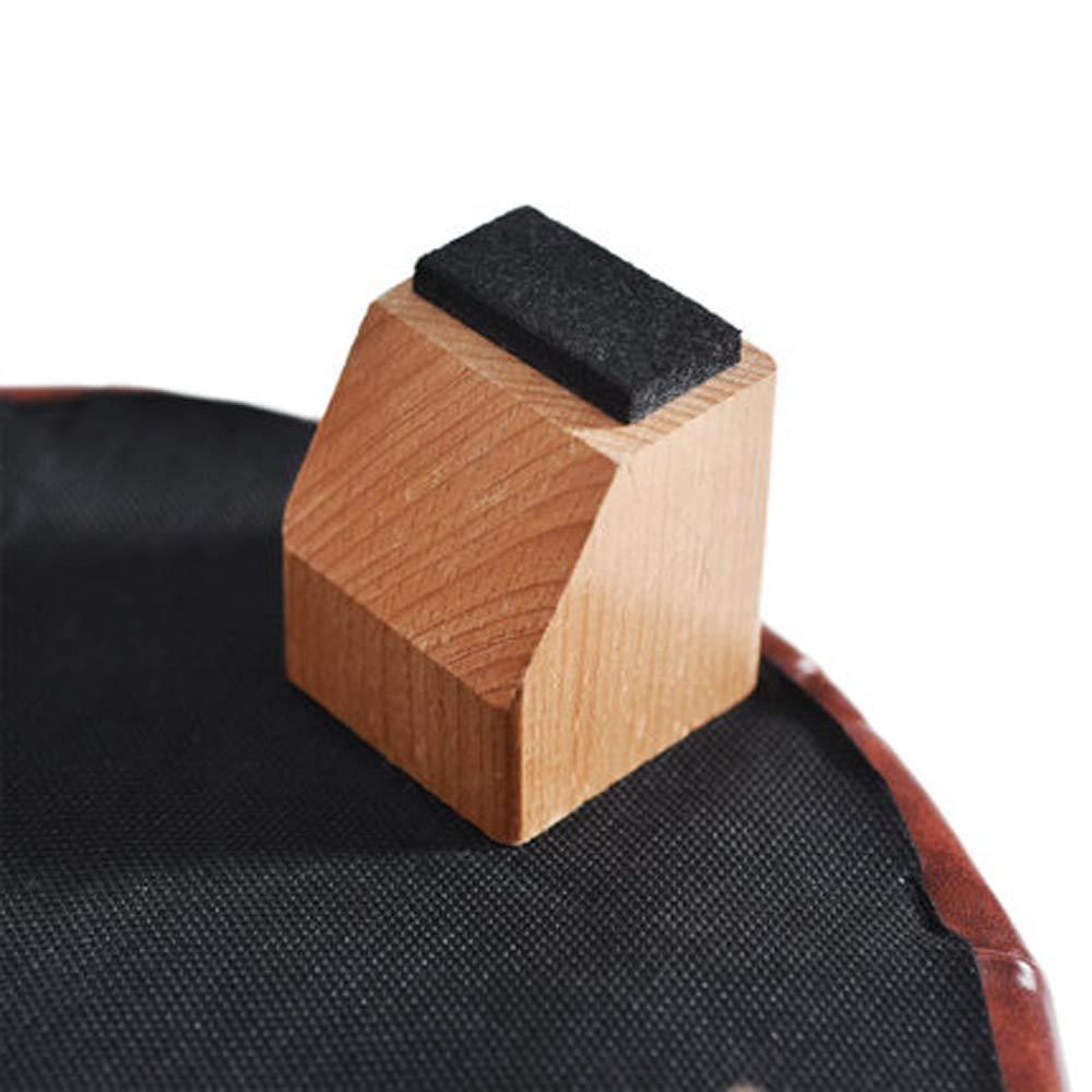 Taburete Comodidad Bajo, Taburete De Cuero Comodidad Taburete De Esponja Pierna De Taburete De Haya,8 9a2f7c