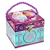 Disney Frozen Anna and Elsa Musical Jewelry Box