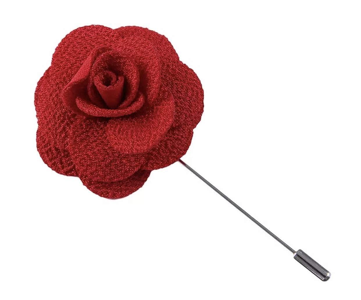 NEKH accessories Flower Style Lapel Pin
