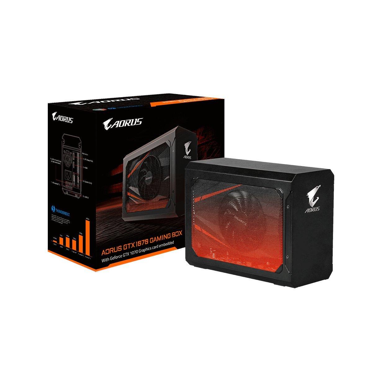 【ご予約品】 GIGABYTE ビデオカード GTX1070搭載 B0744C8MHQ 外付けVGA BOX GTX1070搭載 GIGABYTE GV-N1070IXEB-8GD B0744C8MHQ, ベクトルプラス:ee778e44 --- ballyshannonshow.com