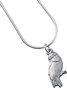 Official Harry Potter Jewelry Hedwig Owl Necklace