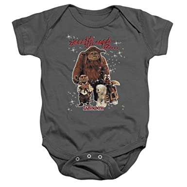 Amazon Com Labyrinth Toddler Should You Need Us Onesie Clothing