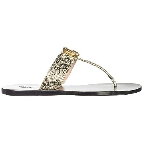 d135a4dddccc Gucci Women Slides oro  Amazon.co.uk  Shoes   Bags