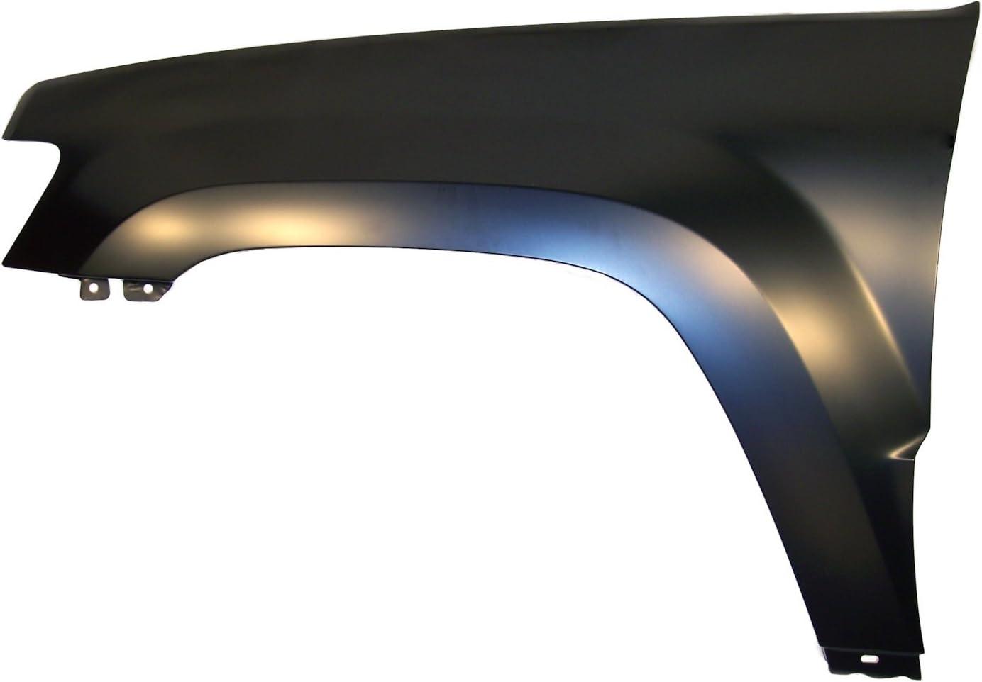 Left Crown Automotive 55013515 Wrangler Fender
