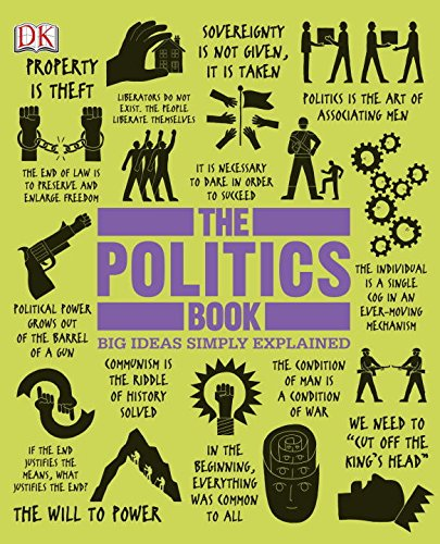 The Politics Book: Big Ideas Simply Explained [DK] (Tapa Dura)