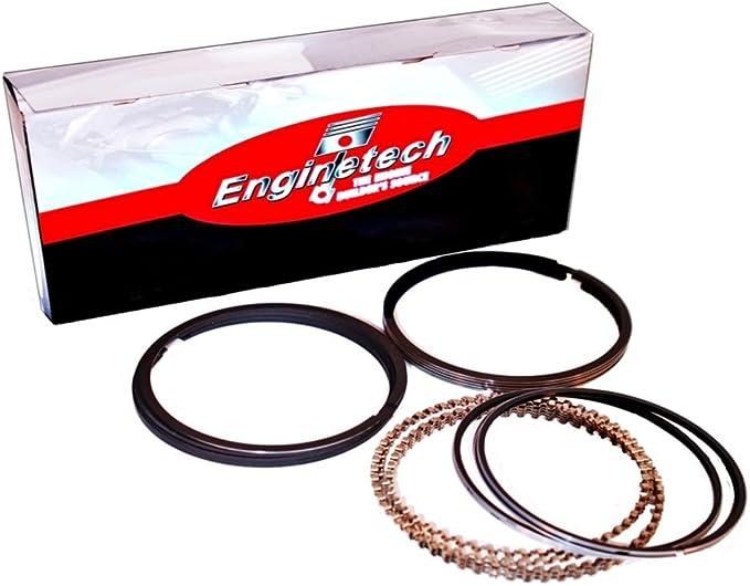 S84134-.50 INC Engine Piston Ring Set ENGINETECH