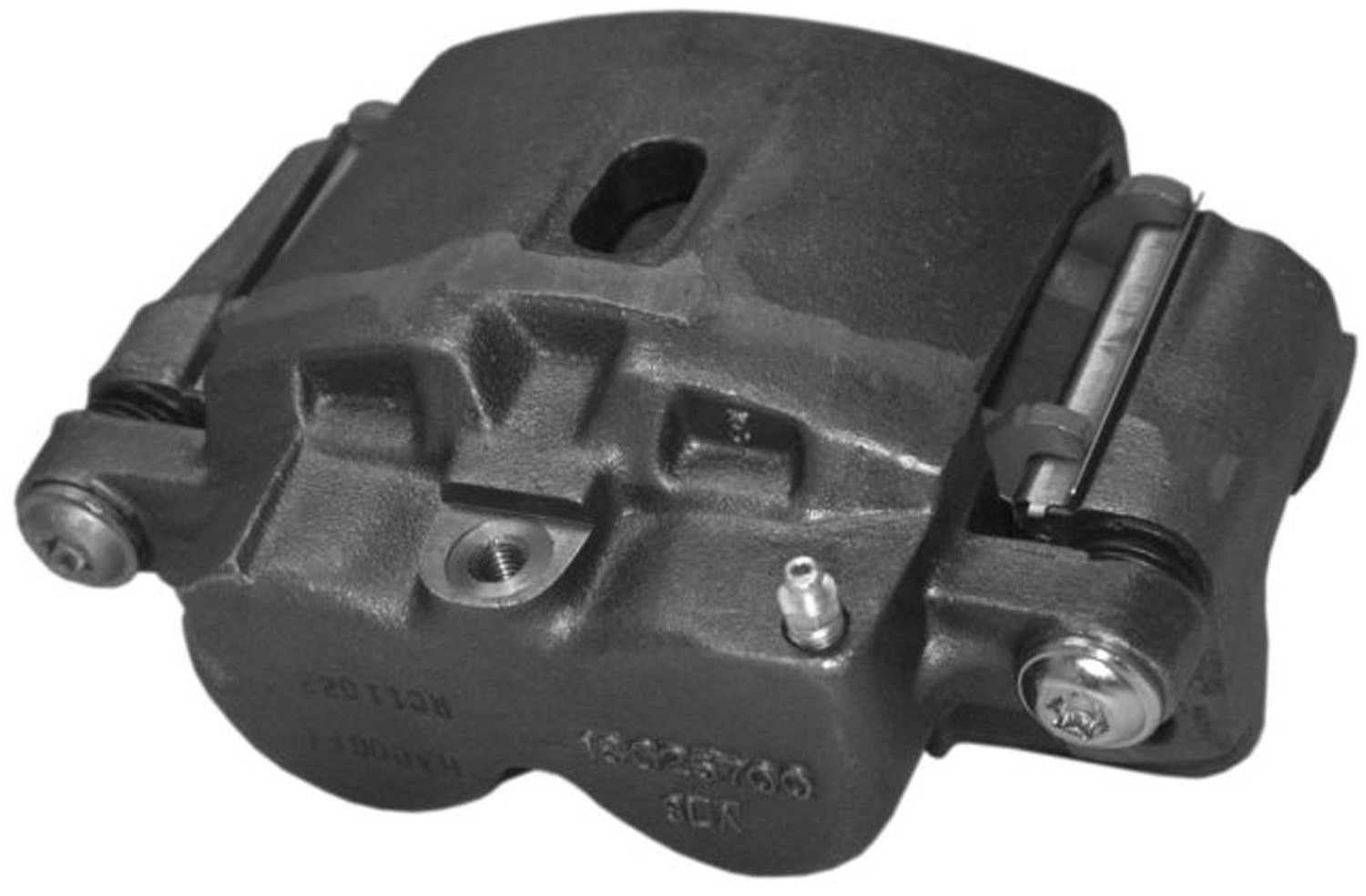 Friction Ready Non-Coated Remanufactured ACDelco 18FR1379 Professional Disc Brake Caliper Assembly without Pads