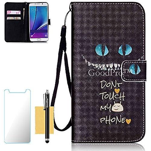 S7 Edge Case, Galaxy S7 Edge Case, GoodPro(TM); (Pictures Wallet) (Chinchilla) Wallet Case Wristlet PU Leather Sales
