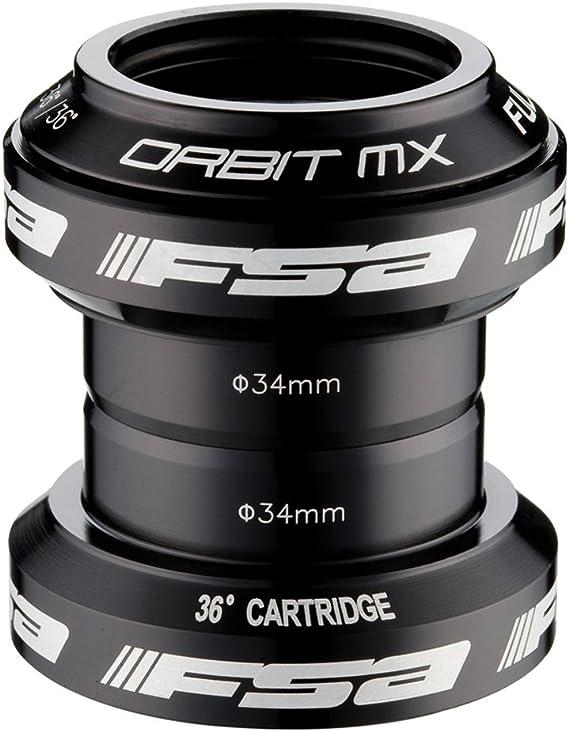 Details about  /Bike Headset Fsa Orbit Mx 1.1//8 White