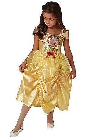 Rubies 641033 - Disfraz de princesa Disney con lentejuelas ...