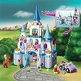 Sluban M38-B0610 Pink Dream Series Blocks Town Bricks Toy – Sapphire Castle