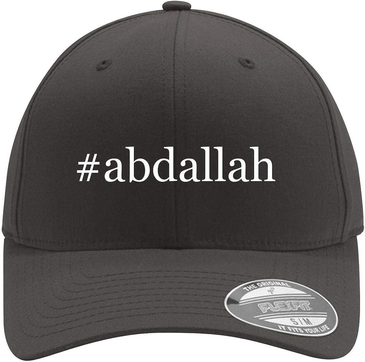 #Abdallah - Adult Men'S Hashtag Flexfit Baseball Hut Cap