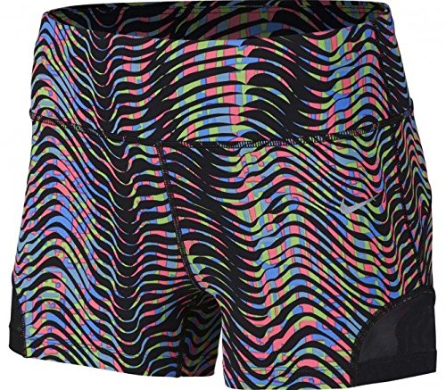 "Nike Power 3"" Sidewinder Epic Lux Womens Dri-FIT Running Shorts Size L"