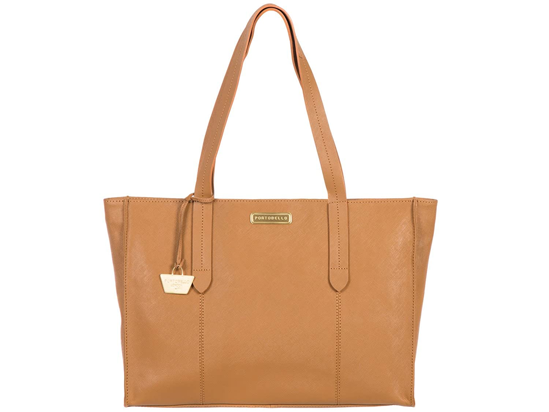 Women/'s Portobello W11 Maisy Saffiano Textured Leather Bag Handbag RRP £119