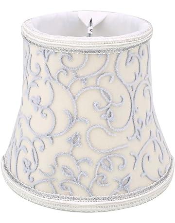 9a2633550e7 Gladle fuego de lámpara de estilo Vintage europeo para aplique Chandelier  Candle Crystal Lamp