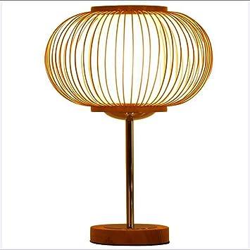 Lámparas de escritorio Lámpara de mesa hecha a mano de ...