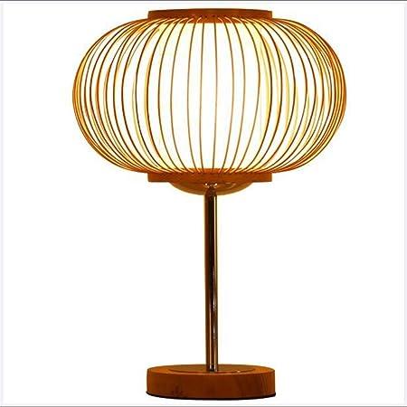 Lámparas de escritorio Lámpara de mesa hecha a mano de lámpara de ...