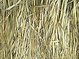 Tiki Bar Palm Thatch Grass Bundle (4 pieces - each sheet is 5'H x 4'W)