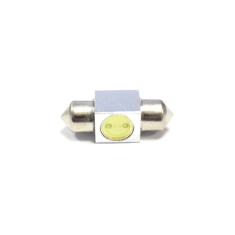 Bright White Superlux LED Festoon 239 36mm 12V Vehicle Interior Light Bulb