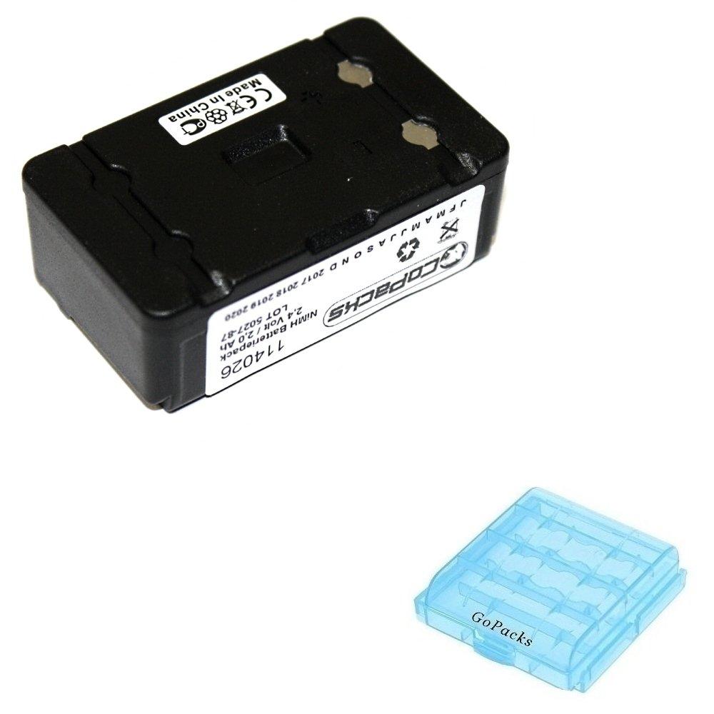 LBM02MH Batterie AUTEC  D/'ORIGINE